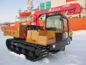 MST-800VD Antarctic exploration