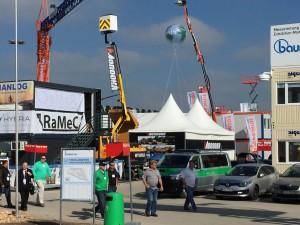 Bauma Morooka Booth (3)