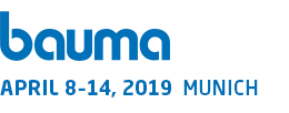 bauma 2019 in MUNICH