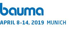 bauma 2019 in MUNICH