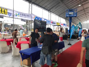 Taiwan International Agricultural Machinery and Materials Exhibition _morooka (5)